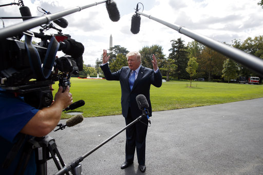 APTOPIX Trump_286007