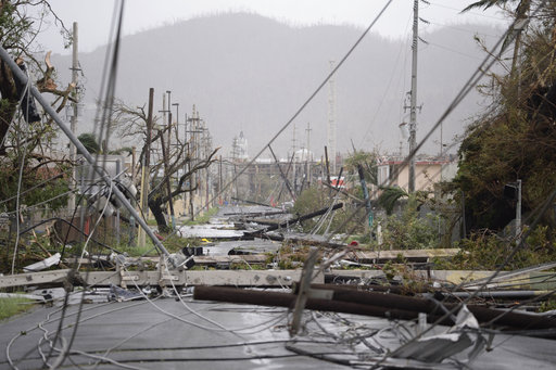 Puerto Rico Hurricane Maria_284823