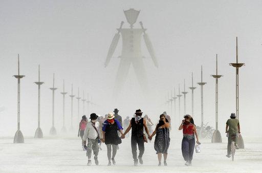 Burning Man Death_280874