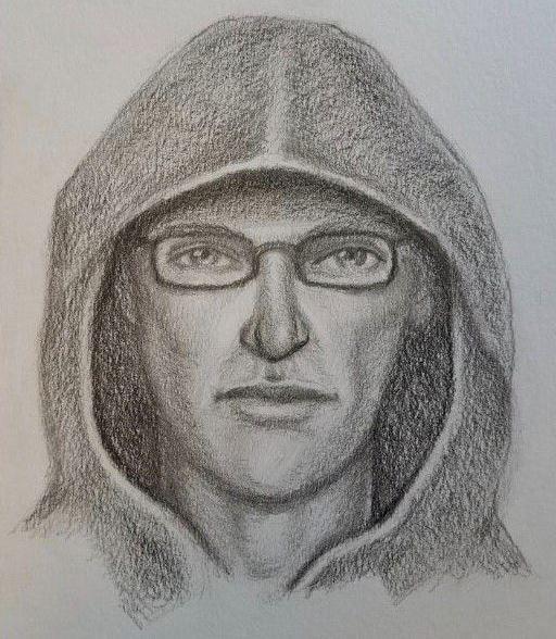 FBI East Chicago post office bomb suspect sketch_285606