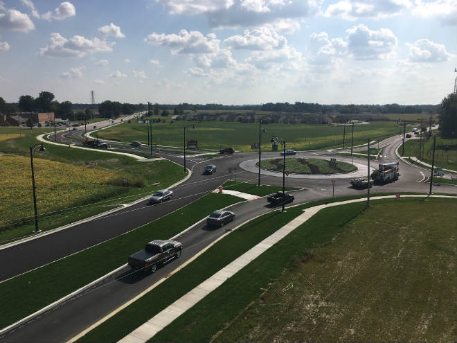 High view of Maysville Circle_285523