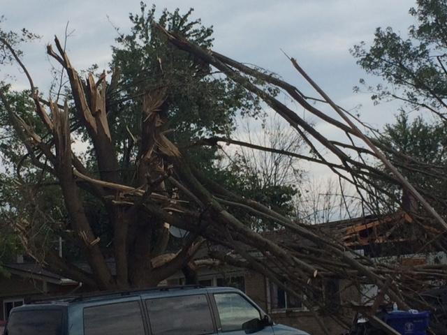 Kokomo tornado damage_204572