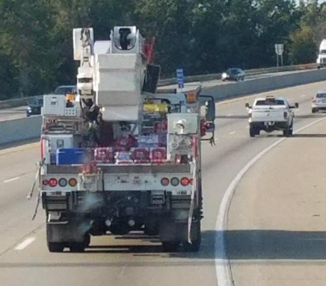 I&M Line truck power utility_282664