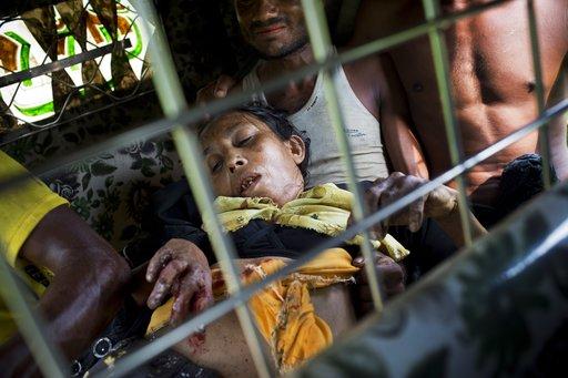 Bangladesh Myanmar Attacks_282502