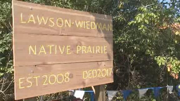 USF prairie dedication_285220