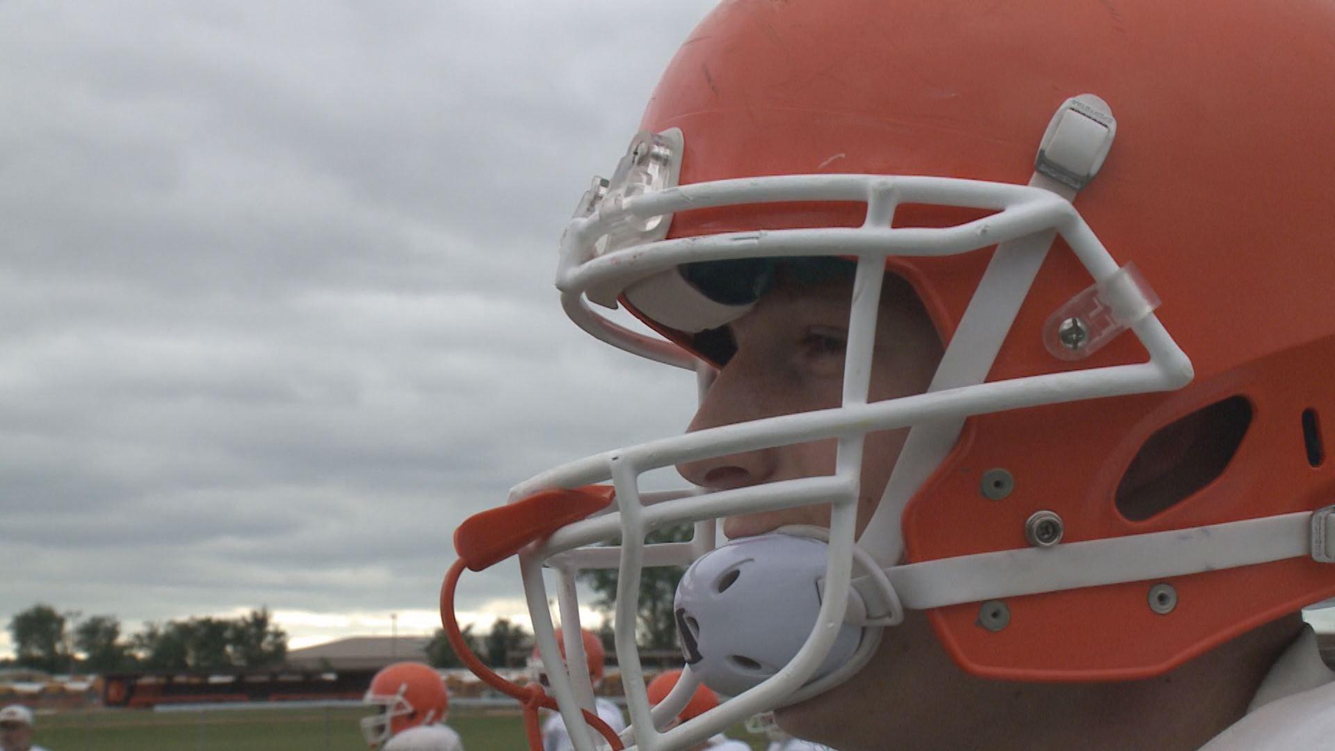 northrop football practice_274579