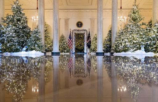 Trump White House Christmas_298162