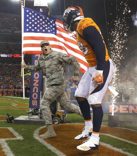 Patriots Broncos Footall_295531