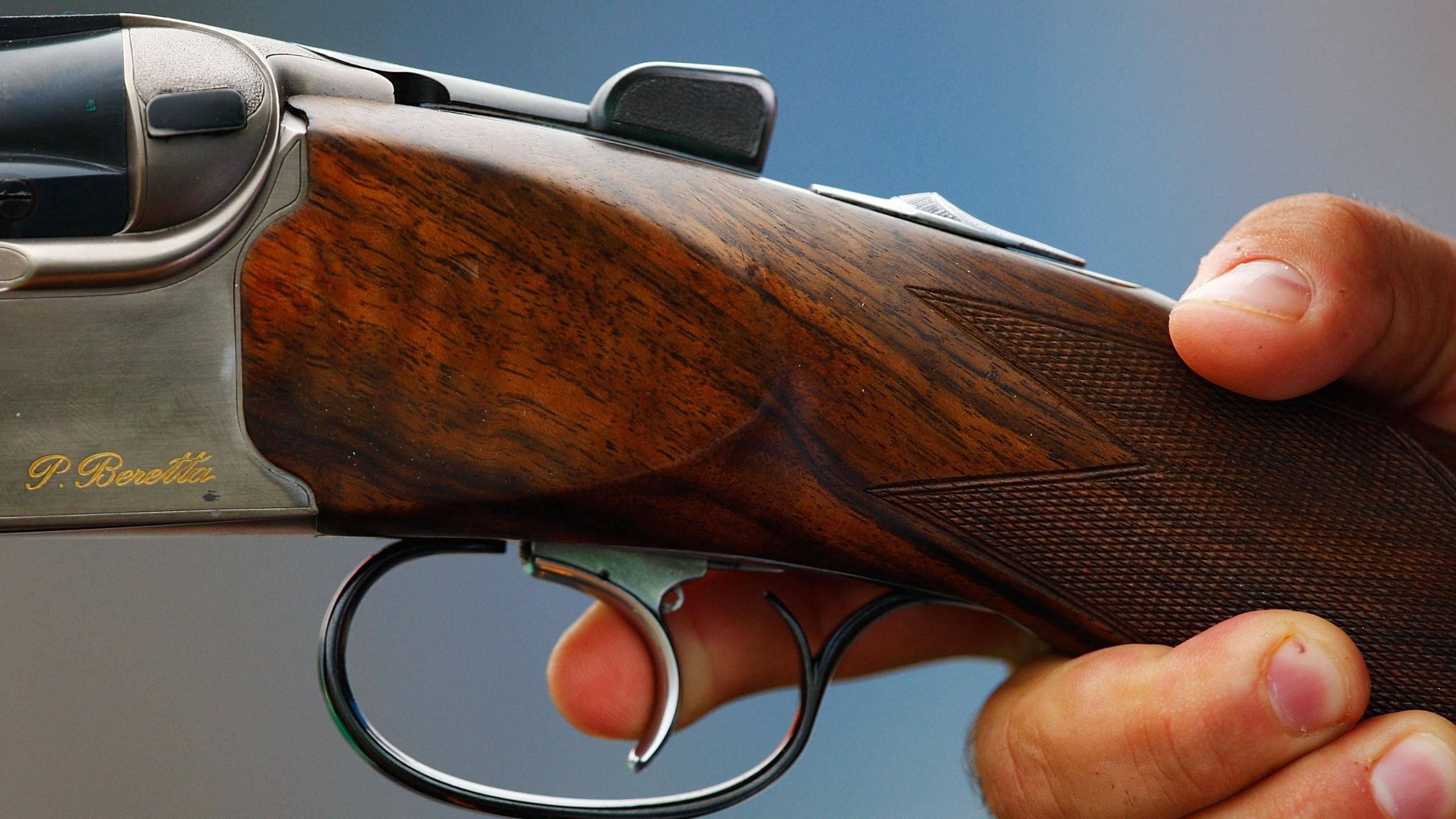 Shooting rifle range gun_288782