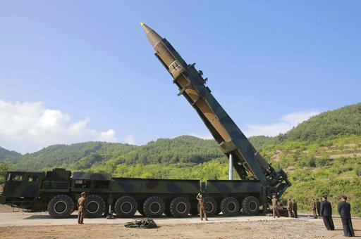 North Korea Koreas Tensions_268809