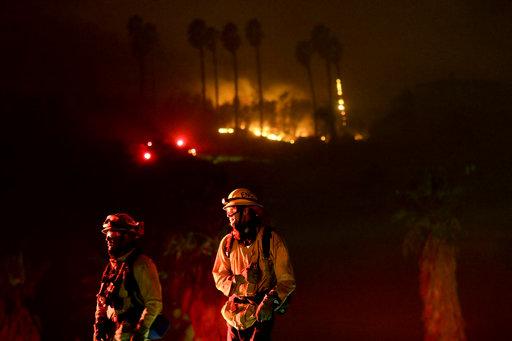 California Wildfires_300444