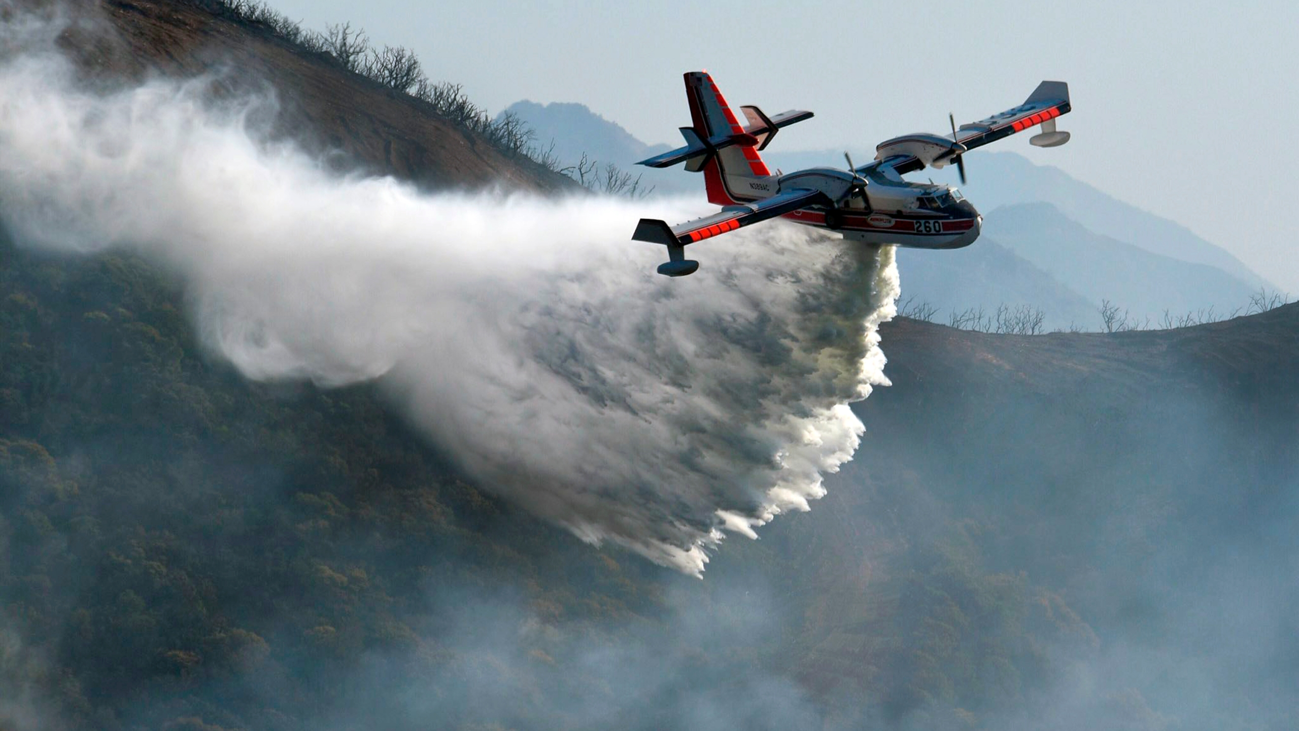 California Wildfires_302640