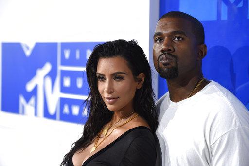 Kim Kardashian West, Kanye West_308314