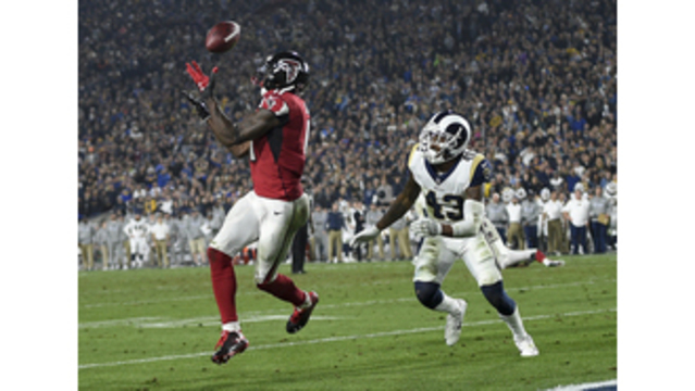 Falcons Rams Football_305856