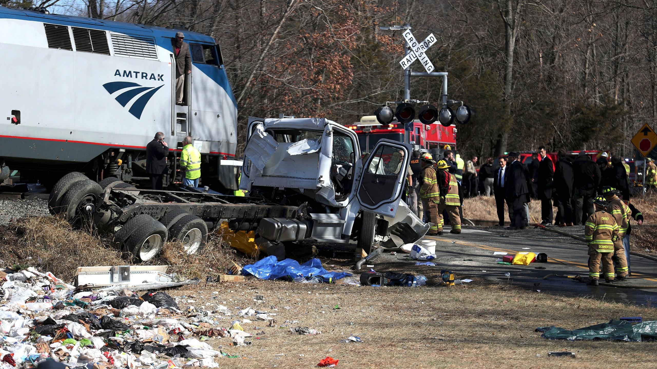 GOP lawmakers put medical skills to work after train crash