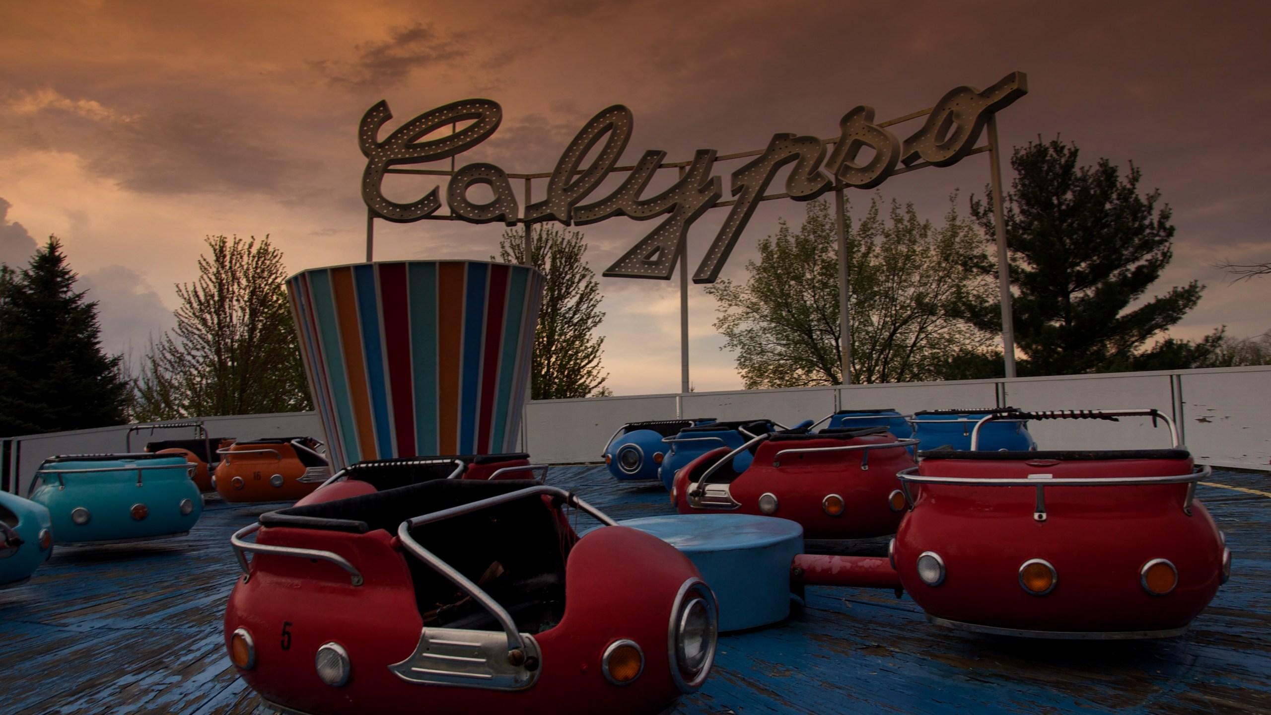 Fun Spot Park abandoned_305753