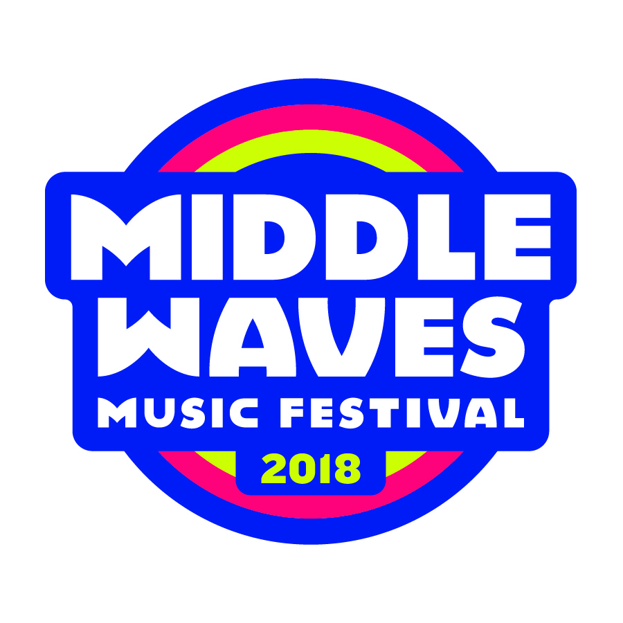 Middle Waves 2018 logo