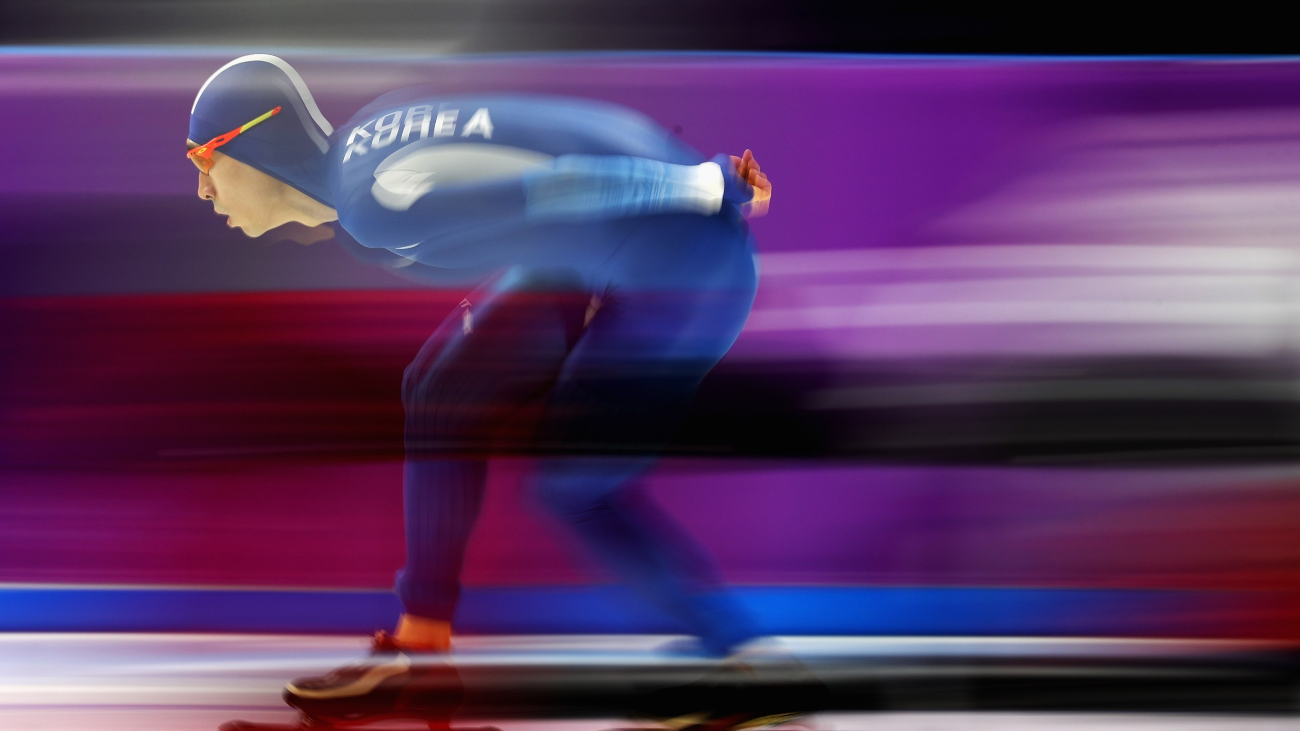 Speed Skating – Winter Olympics Day 2_315131