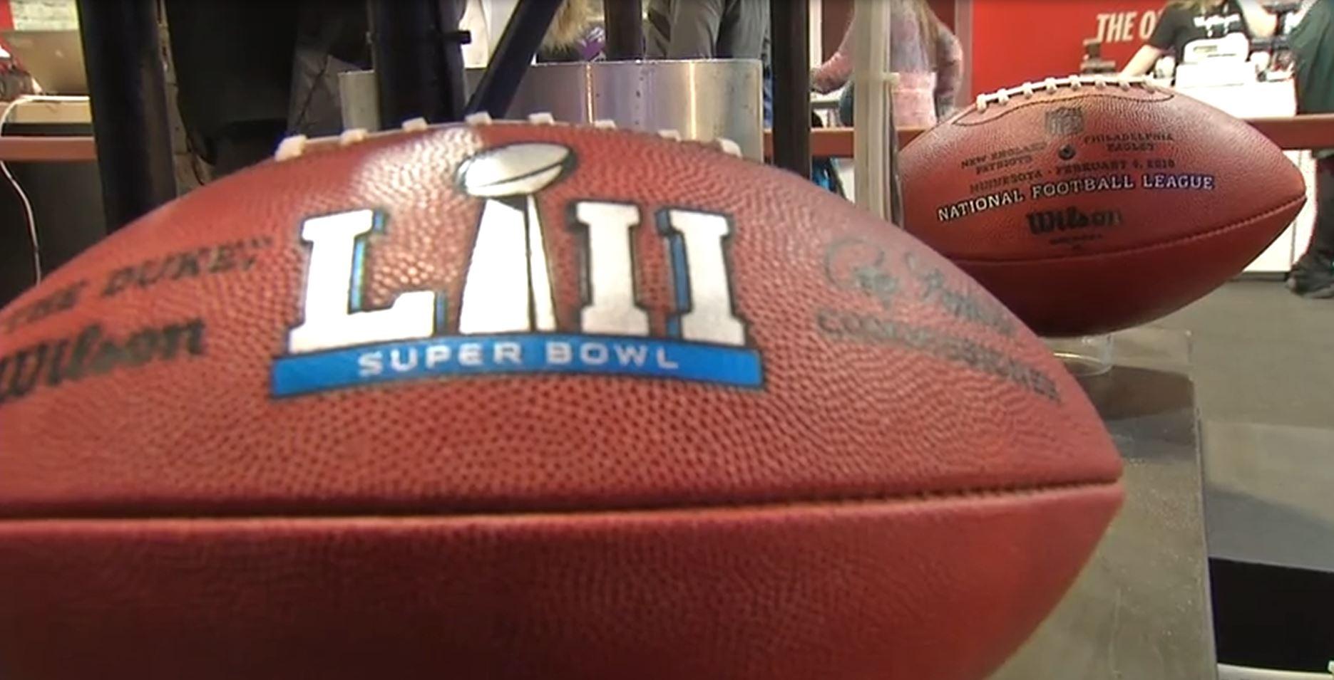 Super Bowl LII Generic Football_311105
