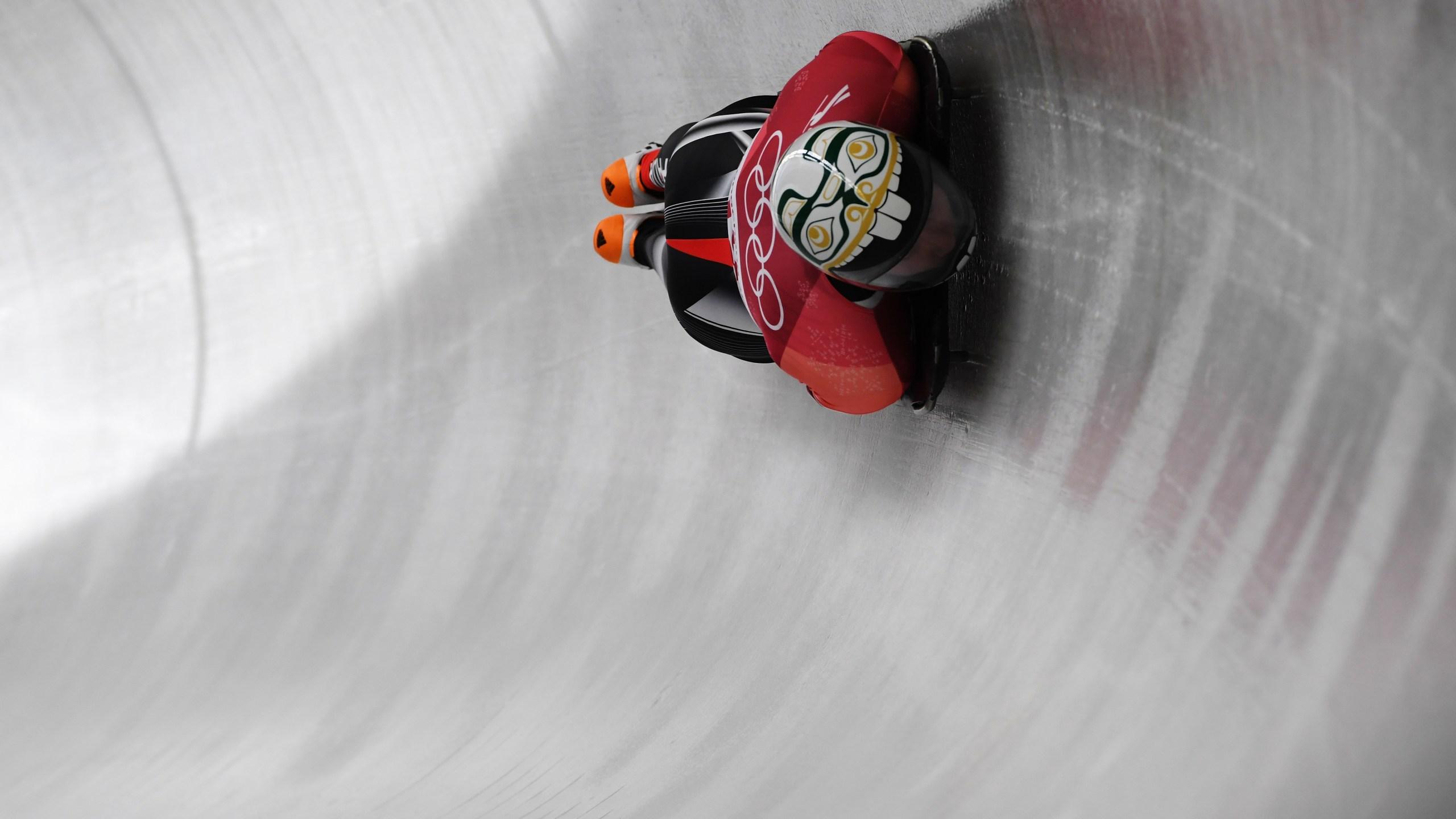 Skeleton – Winter Olympics Day 6_314753