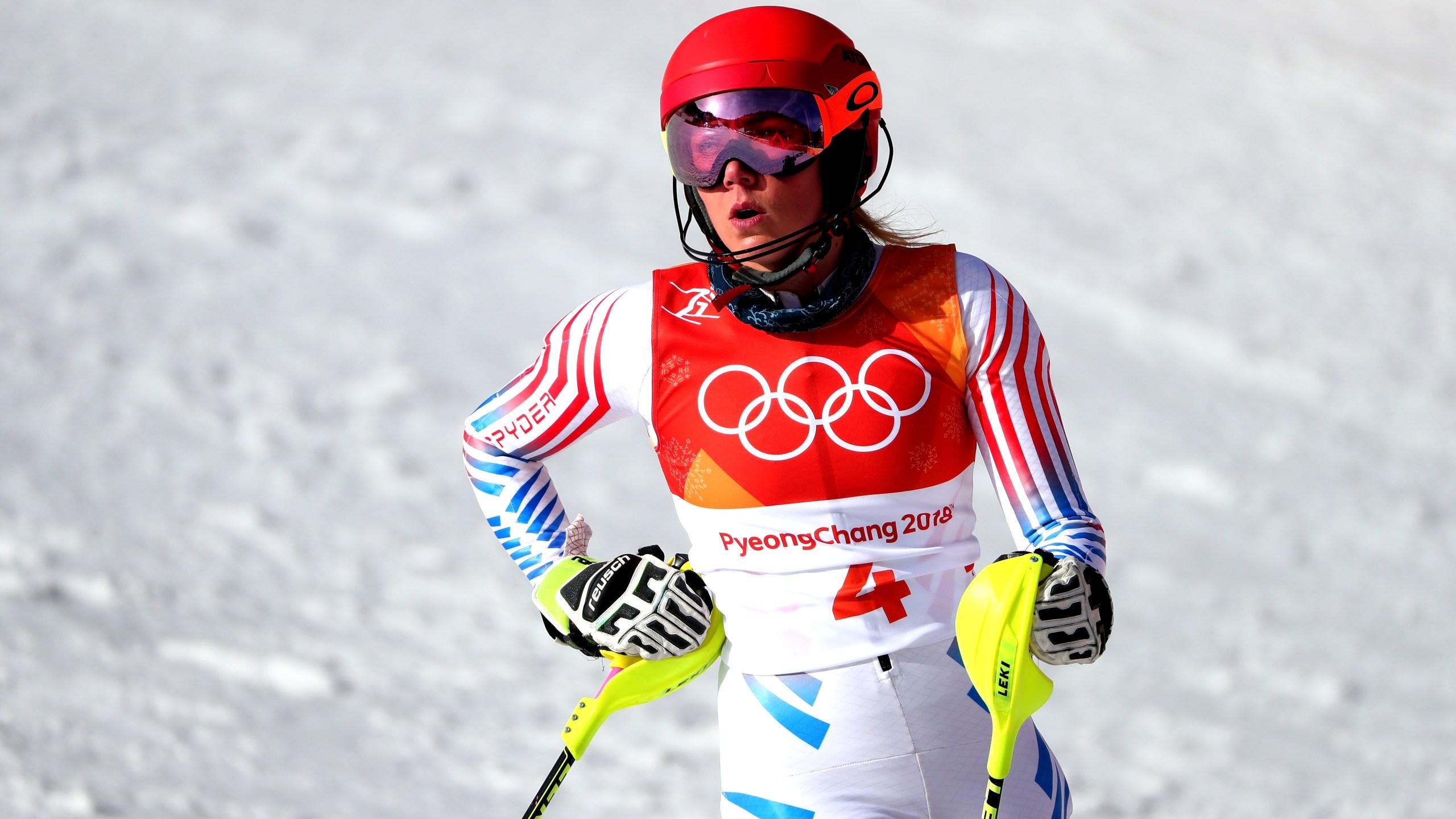 Alpine Skiing – Winter Olympics Day 7_314884