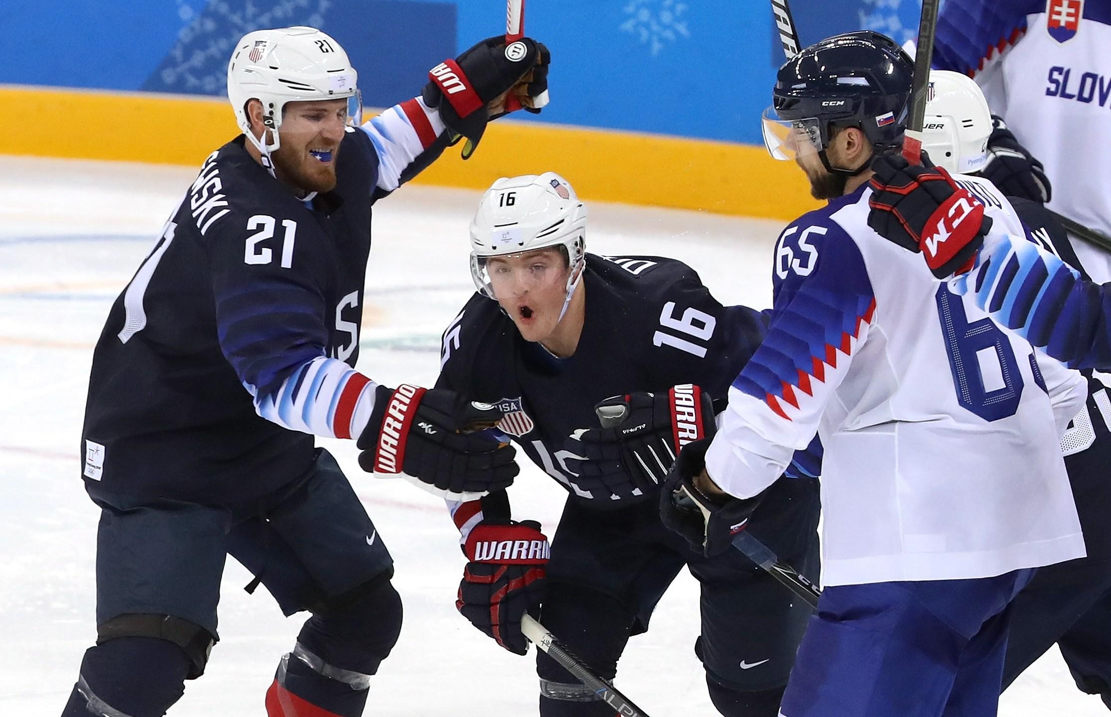 Ice Hockey – Winter Olympics Day 7_315083