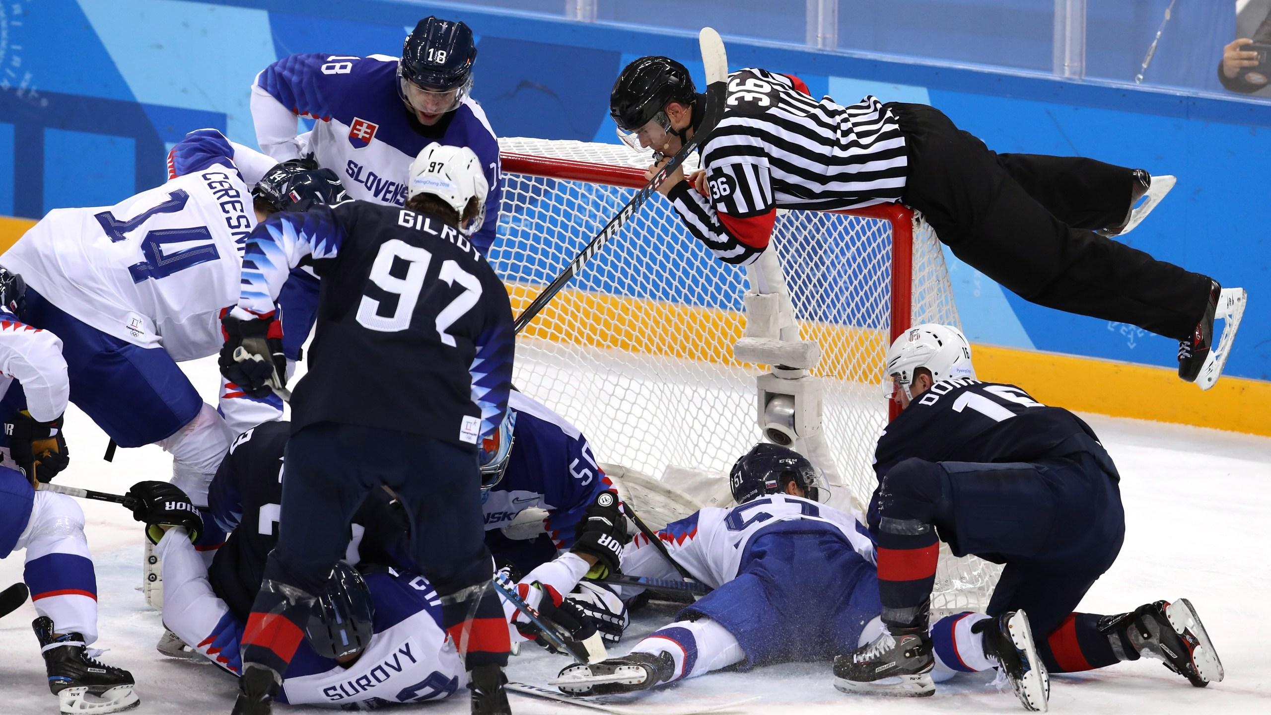 Ice Hockey – Winter Olympics Day 7_315085