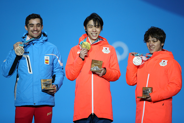 Medal Ceremony – Winter Olympics Day 8_315290