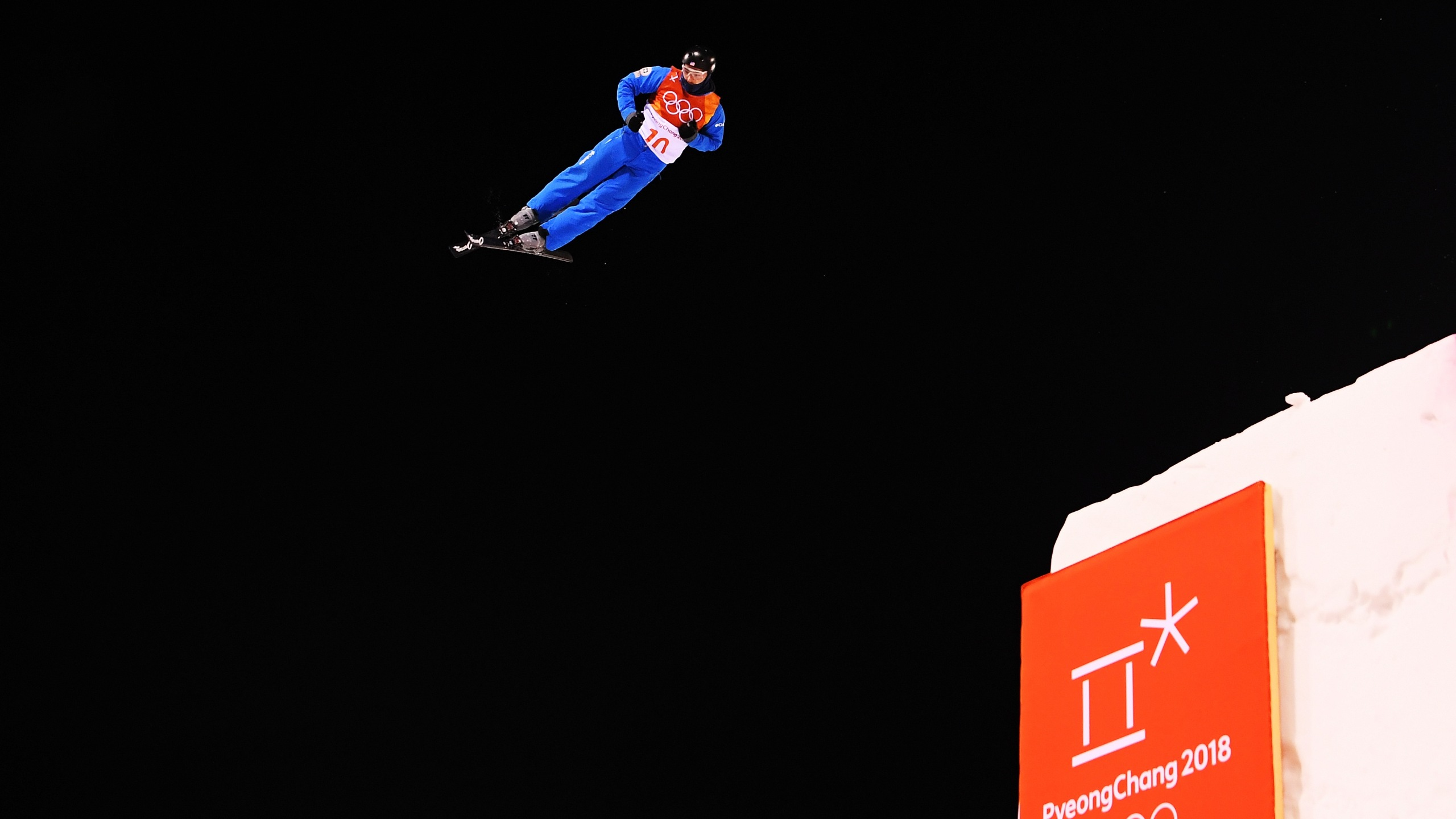 Freestyle Skiing – Winter Olympics Day 9_315542