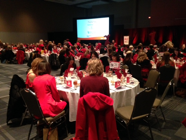 Go red lunch_311877