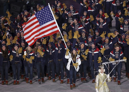 Pyeongchang Olympics Opening Ceremony_313372