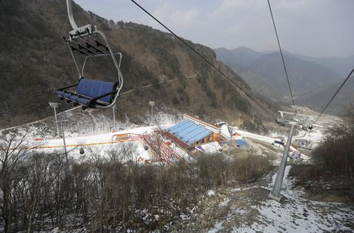 Pyeongchang Olympics Alpine Skiing_313303
