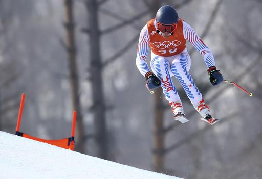 APTOPIX Pyeongchang Olympics Alpine Skiing_313300
