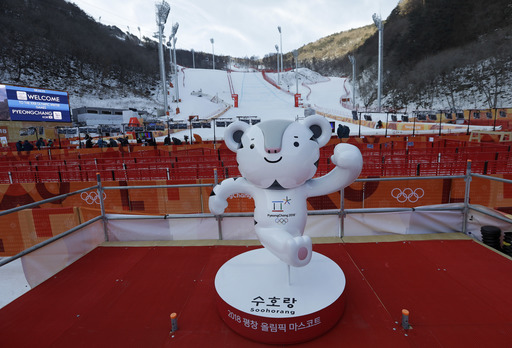 Pyeongchang Olympics Alpine Skiing_313291
