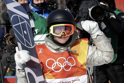 Pyeongchang Olympics Snowboard Men_313346