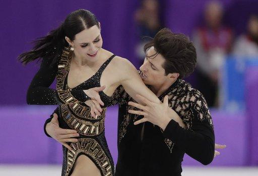 Pyeongchang Olympics Figure Skating Ice Dance_313362