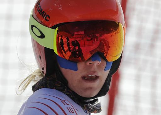 Pyeongchang Olympics Alpine Skiing_313354