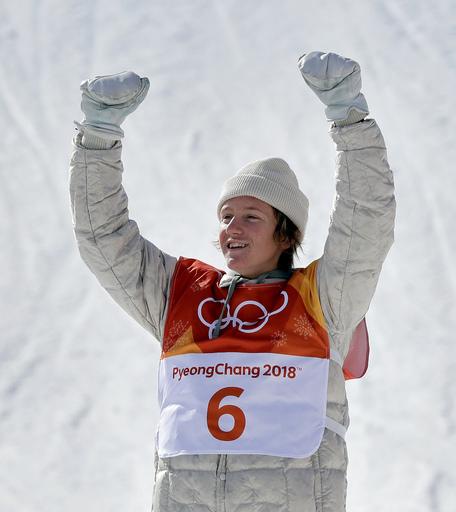 Pyeongchang Olympics Snowboard Men_313356