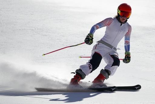 Pyeongchang Olympics Alpine Skiing_313499