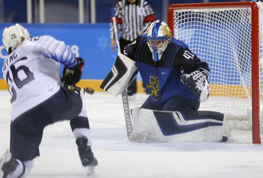 Pyeongchang Olympics Ice Hockey Women_313394