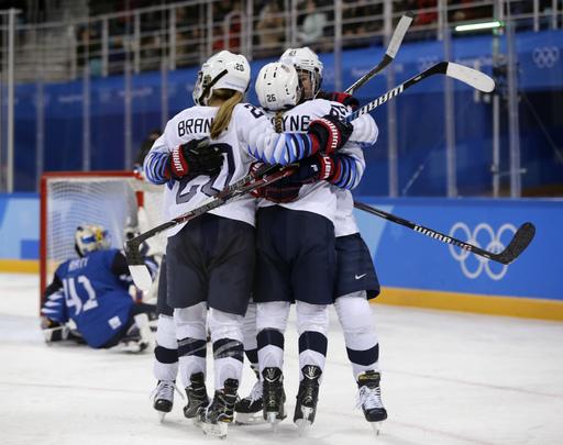 Pyeongchang Olympics Ice Hockey Women_313400