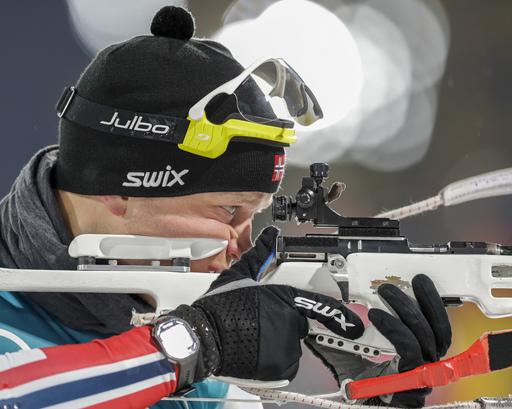 Pyeongchang Olympics Biathlon Men_313448