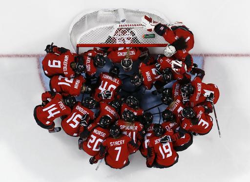 Pyeongchang Olympics Ice Hockey Women_313446
