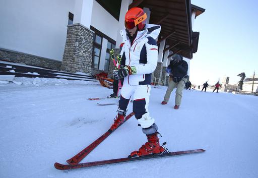 Pyeongchang Olympics Alpine Skiing_313564