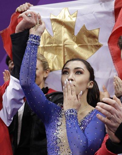 Pyeongchang Olympics Figure Skating Team Event_313542