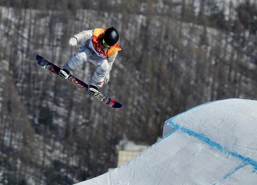 Pyeongchang Olympics Snowboard Women_313531