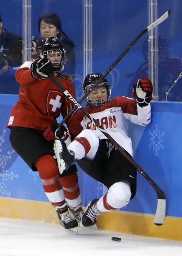 Pyeongchang Olympics Ice Hockey Women_313586