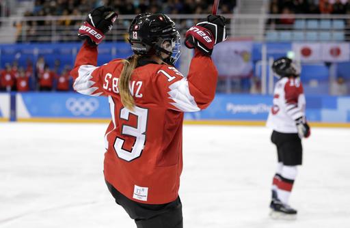 Pyeongchang Olympics Ice Hockey Women_313591