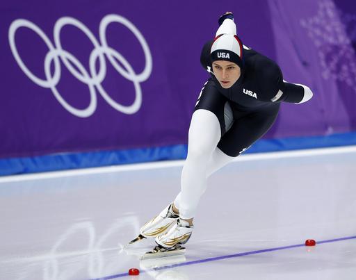 Pyeongchang Olympics Speed Skating Women_313670