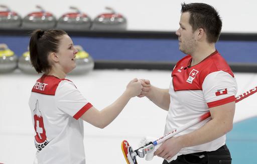 Pyeongchang Olympics Curling_313649